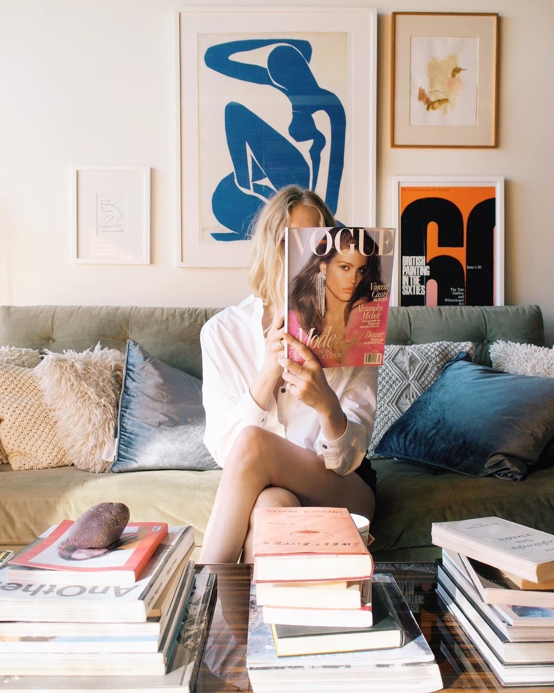 Brittny Du-Crow Vogue Magazine